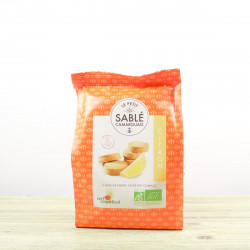 Biscuits bio sans gluten à la farine de riz de Camargue