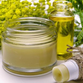 Soins à l'huile d'olive